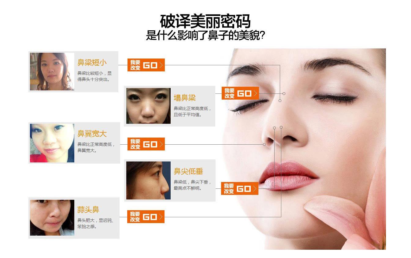 是什么影响了鼻子的美貌?