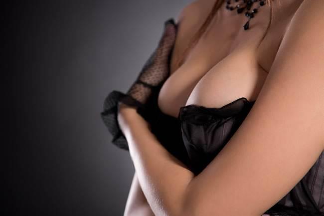 乳房下垂矫正
